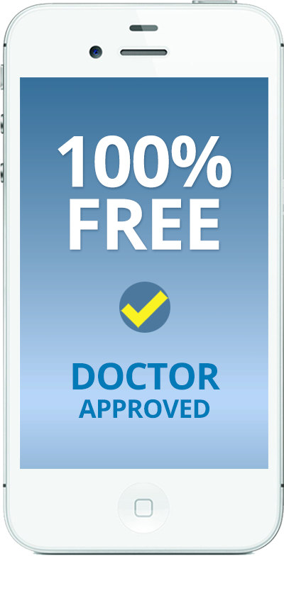 Doctor approved 400x850